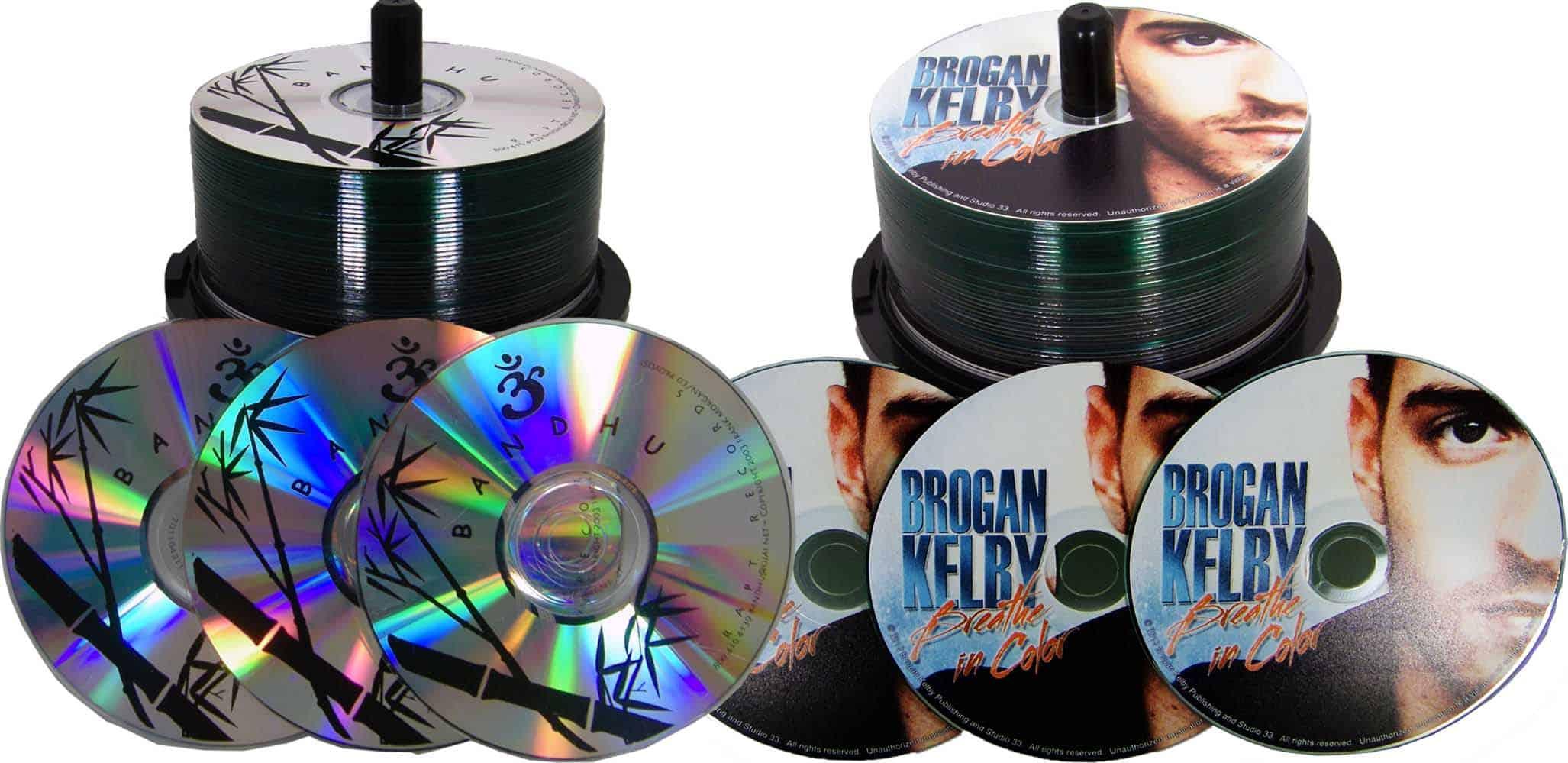 Bulk CD Duplication icon
