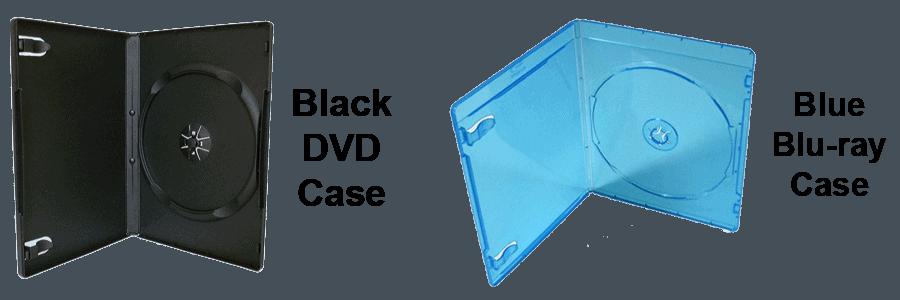 DVD Duplication - Ameray-Type Case
