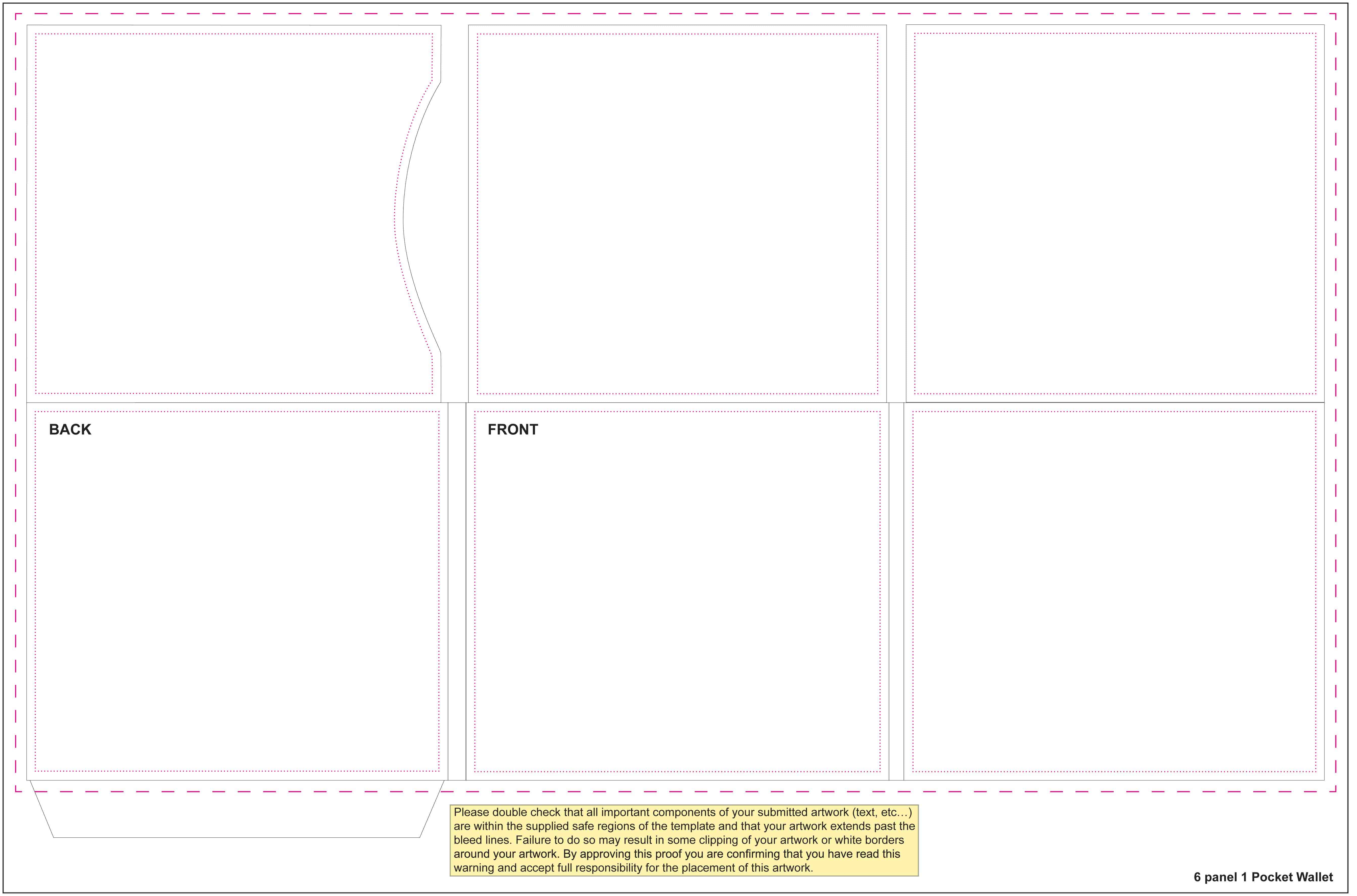Templates For Disc Packaging – ELS Productions