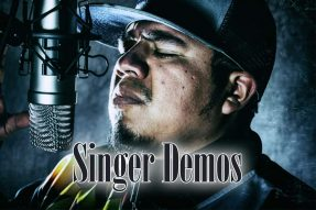 Utah County Singer Demo Recording